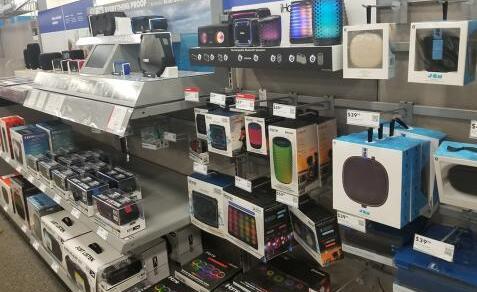 电子用品品牌
