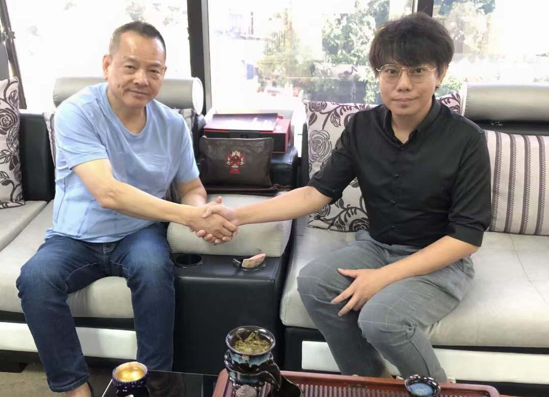 中国品牌网全球.财富生活品牌价值榜风云人物、WiderRoads稳略派量化投资总裁王文健先生